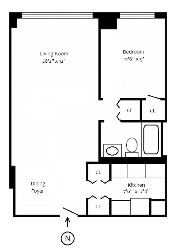 Studio Vs 1 Bedroom In Nyc What S The Real Difference Streeteasy