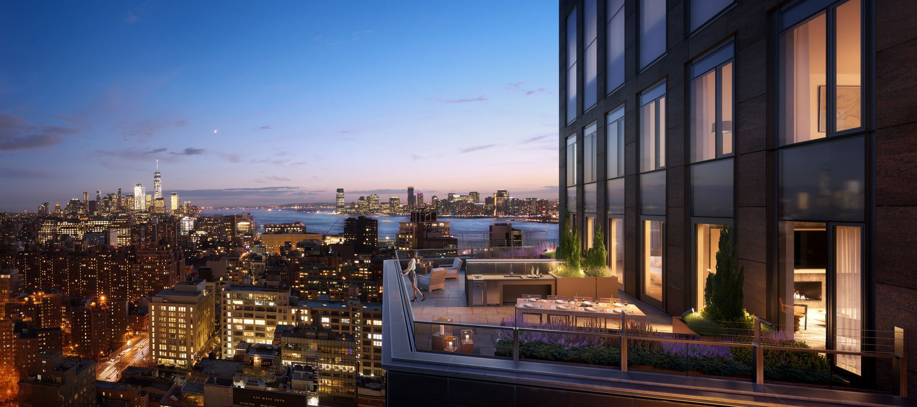 One hudson yards ultra luxury apartments now leasing streeteasy for 10 river terrace nyc