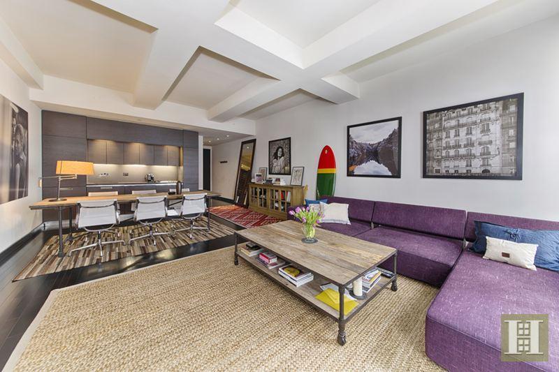 20 Pine Street studio
