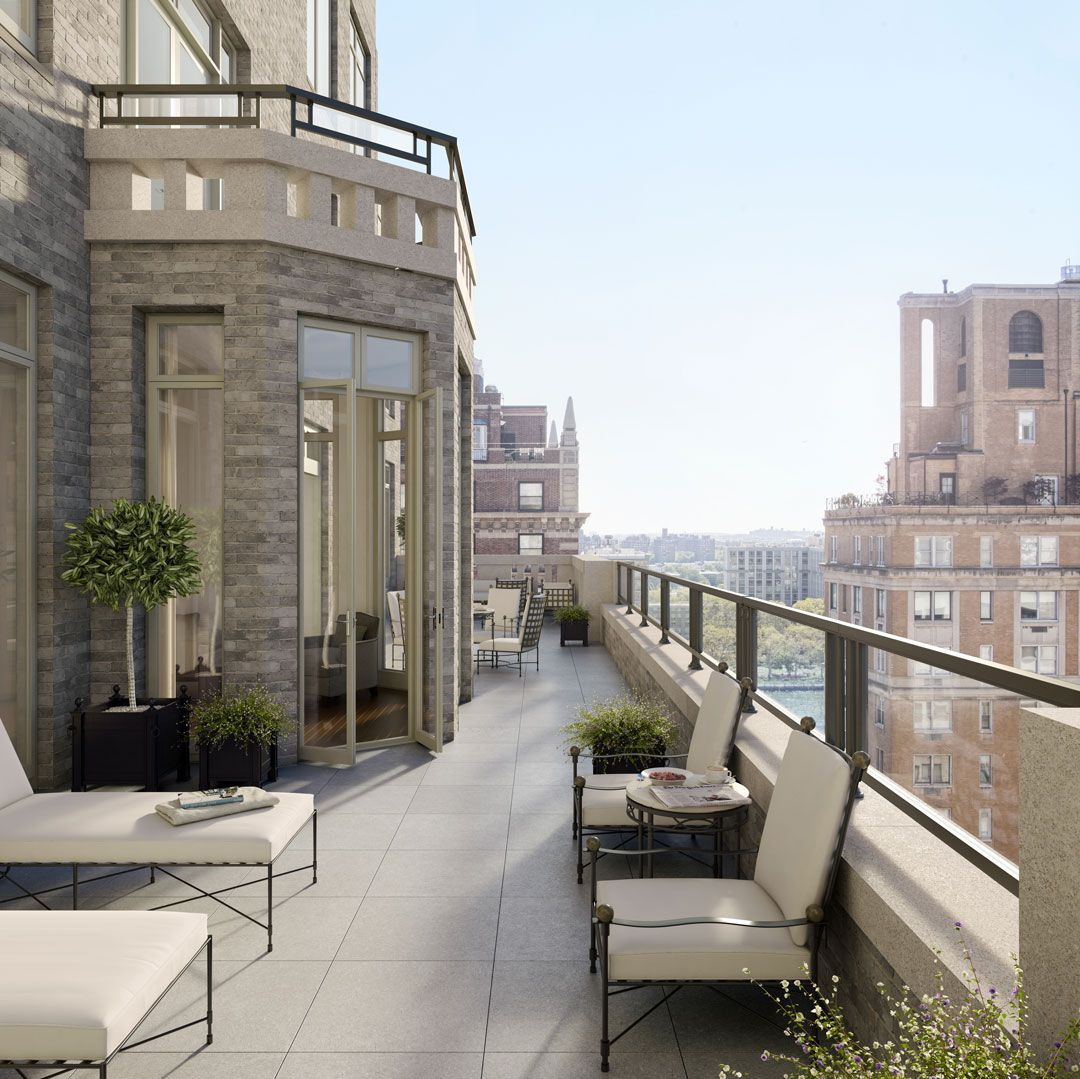Who Lives At 15 Central Park West: 20 East End Ave.: Traditional Luxury Condos In UES Are 75