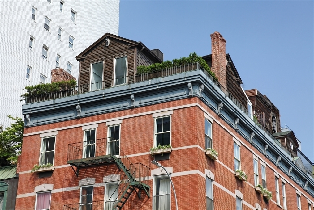 Look Up New York Rooftop Homes Hiding In Plain Sight Streeteasy