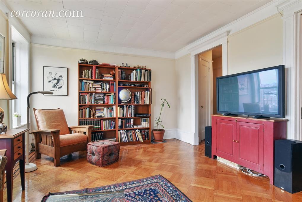 Living Room Ditmas Park