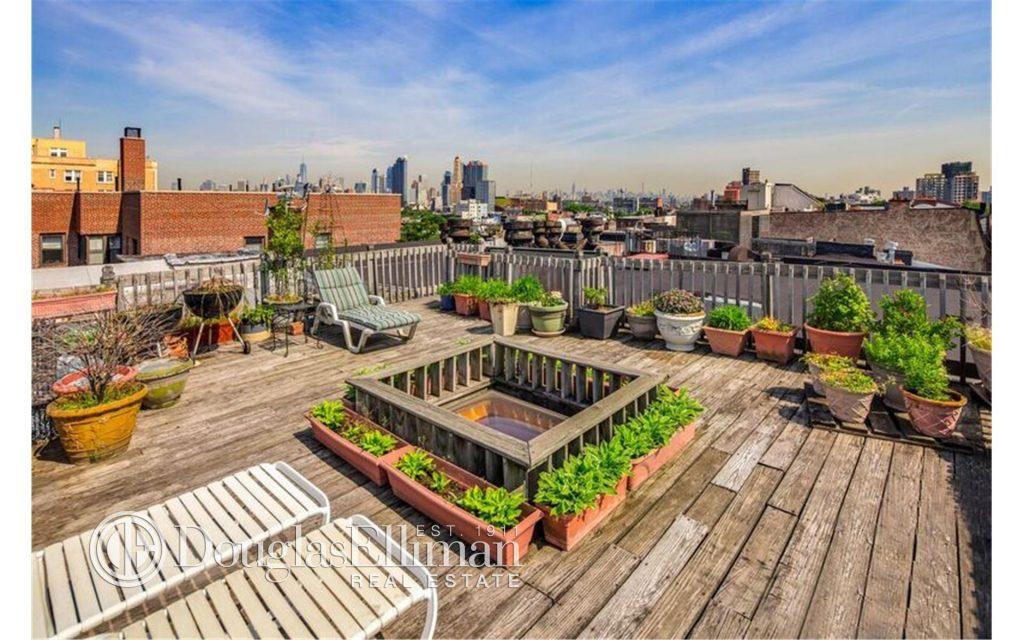 Rooftop Park Slope