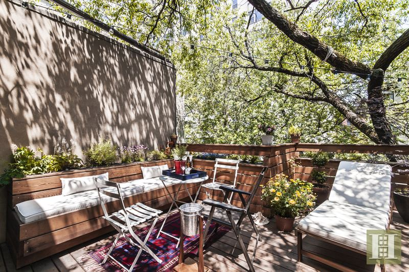 The Best Private Rooftops And Gardens Under 2m Streeteasy