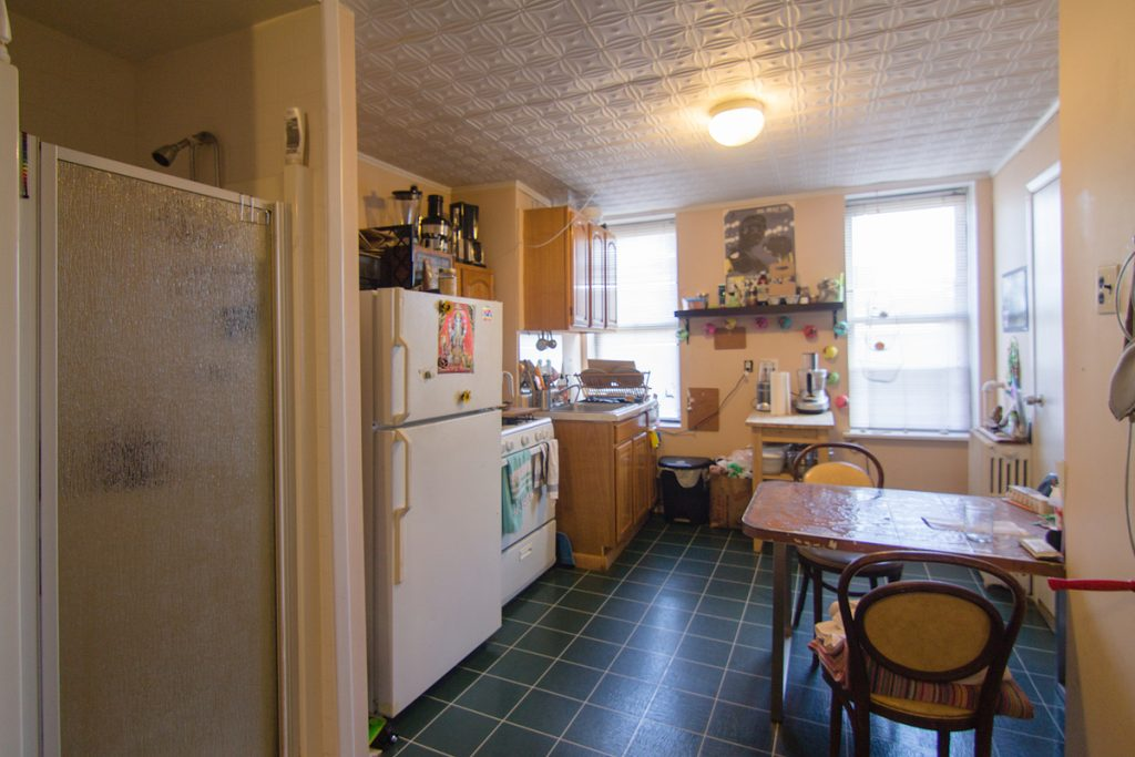 Shower in the Kitchen Rental Comes to Williamsburg | StreetEasy