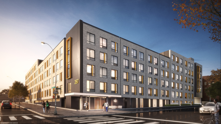 Crown Heights Housing Lottery Offers Units Starting At