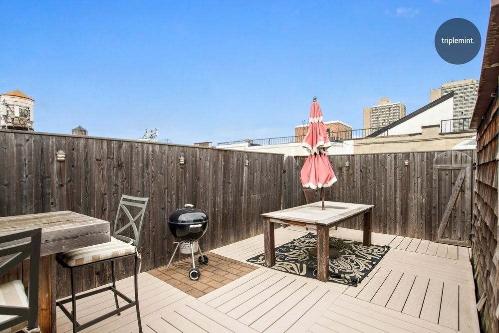 118 Wooster Street Loft Comes With Barn Silo On The Roof