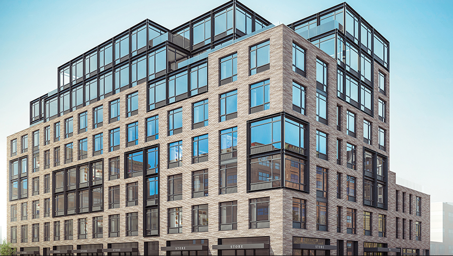 Lottery Opens For 16 Units At 781 Metropolitan Ave In Williamsburg New Yo