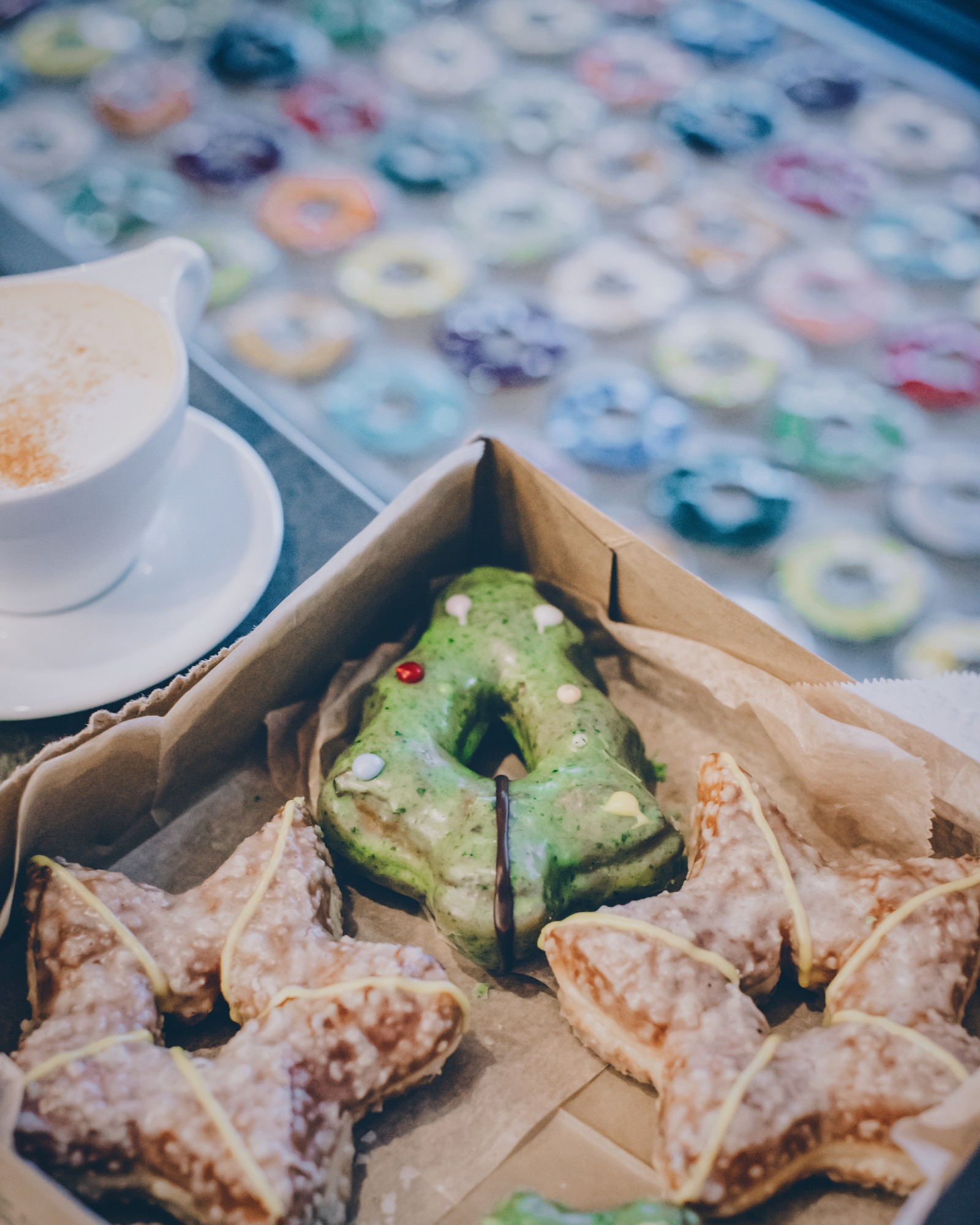 Doughnut Plant: NYC's Best Spots To Feel Festive