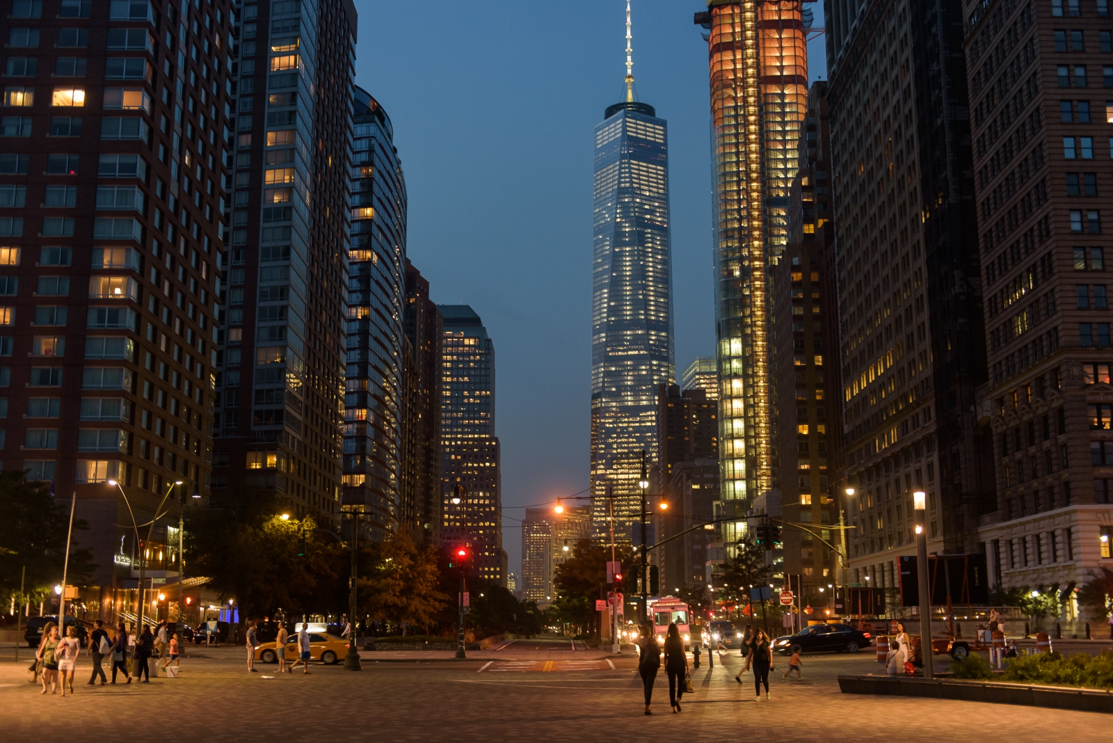 Image of FiDi / Battery Park City