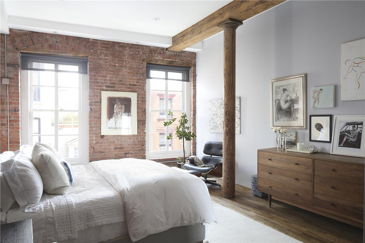 The Allure Of Exposed Brick Walls: It's A NYC Thing