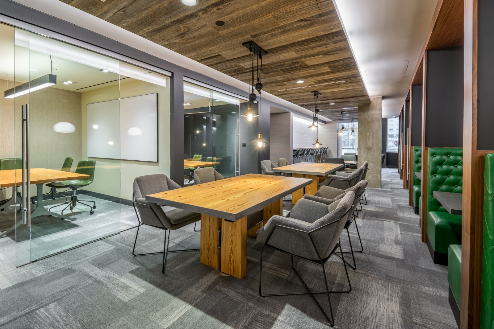 Coworking Spaces Come To Nyc Luxury Apartment Buildings Streeteasy