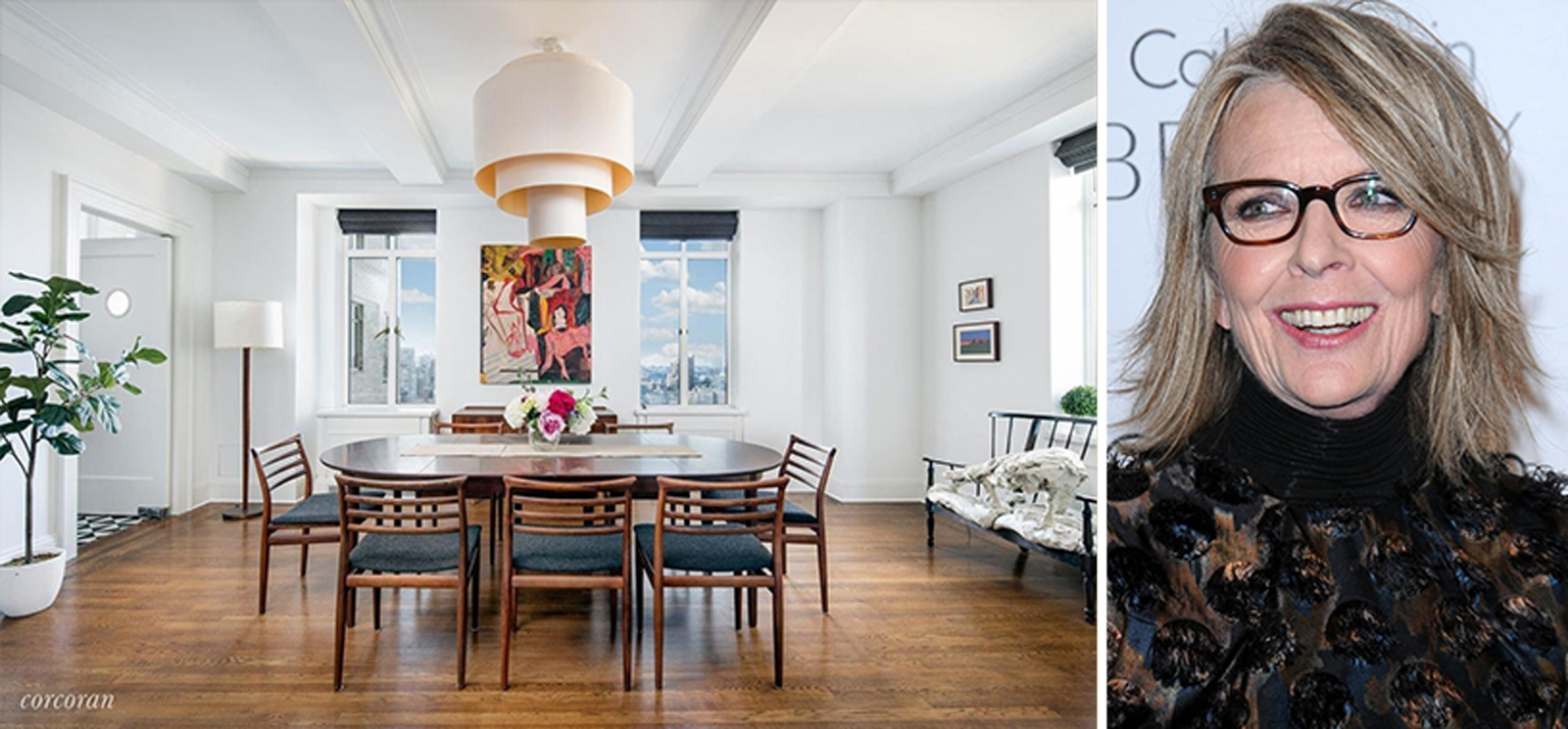 Diane Keaton S Former San Remo Starter Apartment Lists For 17 5m
