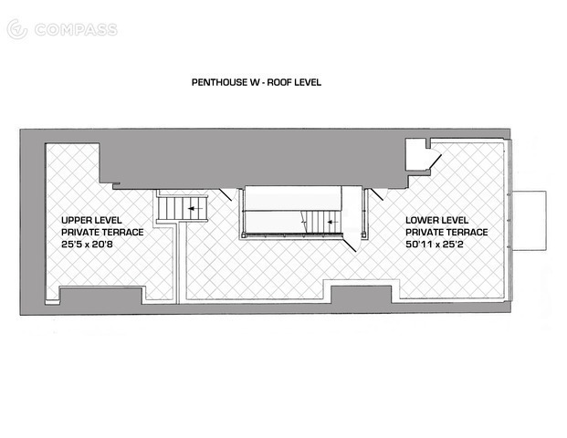 Floor plan roof