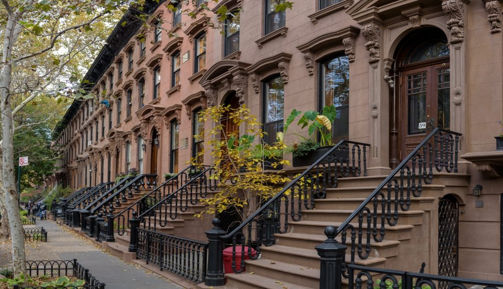 The Brownstone Nyc Townhouse
