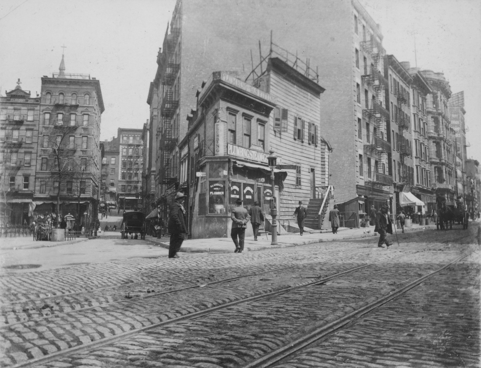 Five Points NYC: Most Dangerous Area in New York History