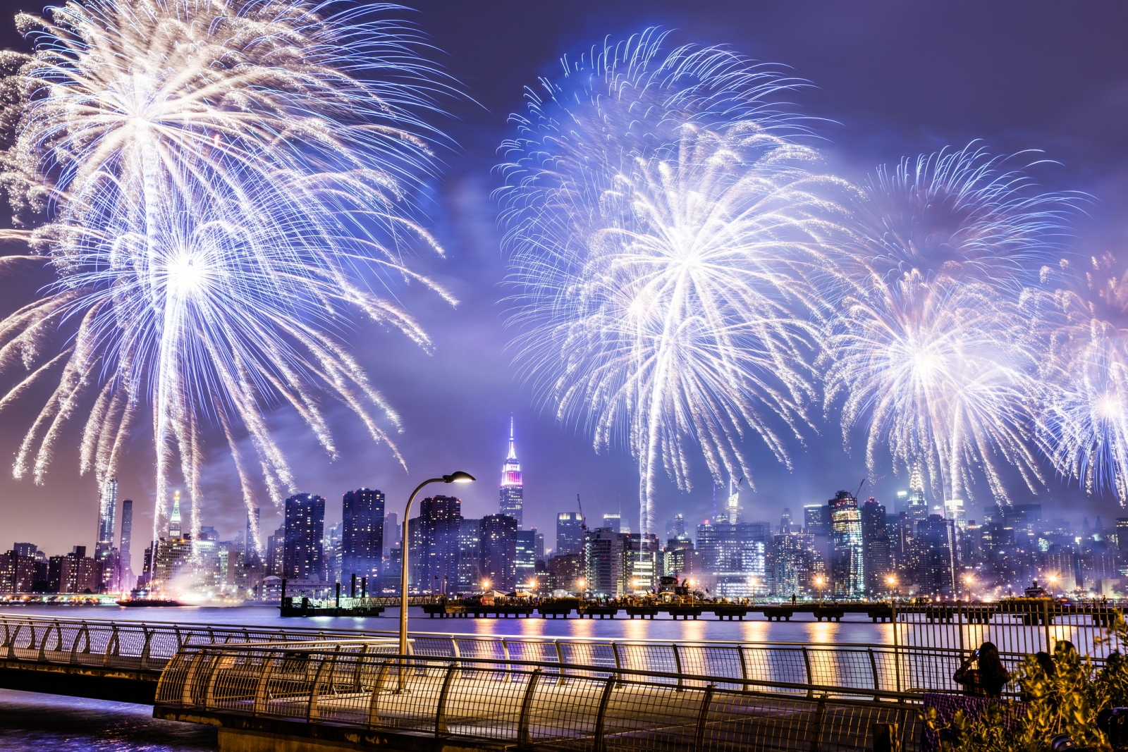 where to watch fourth of july fireworks in nyc for free streeteasy