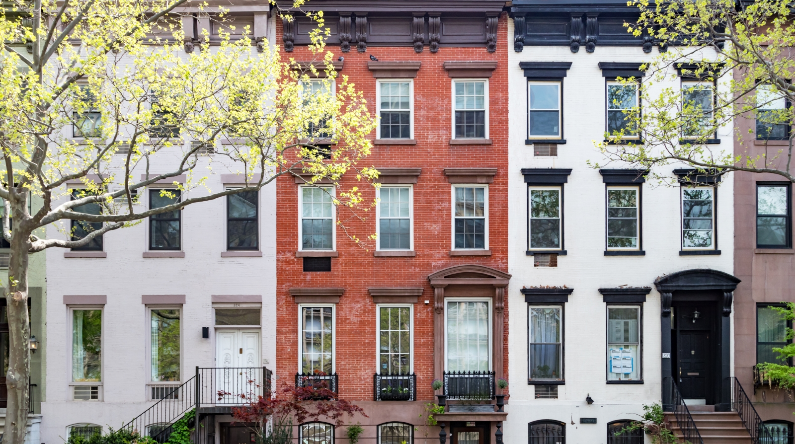 Nyc Townhouses The 5 Most Common Types Streeteasy