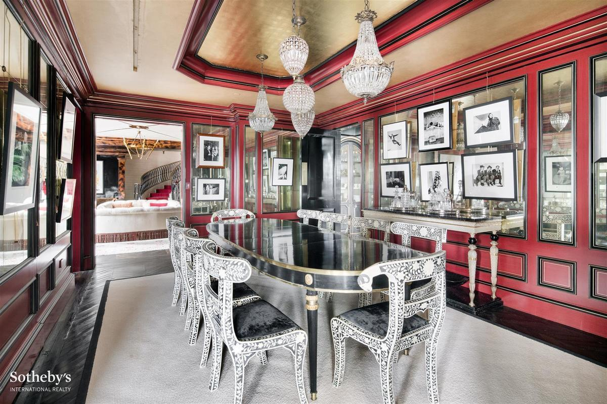 Tommy Hilfiger Apartment: Plaza Penthouse Listed for $50M   StreetEasy