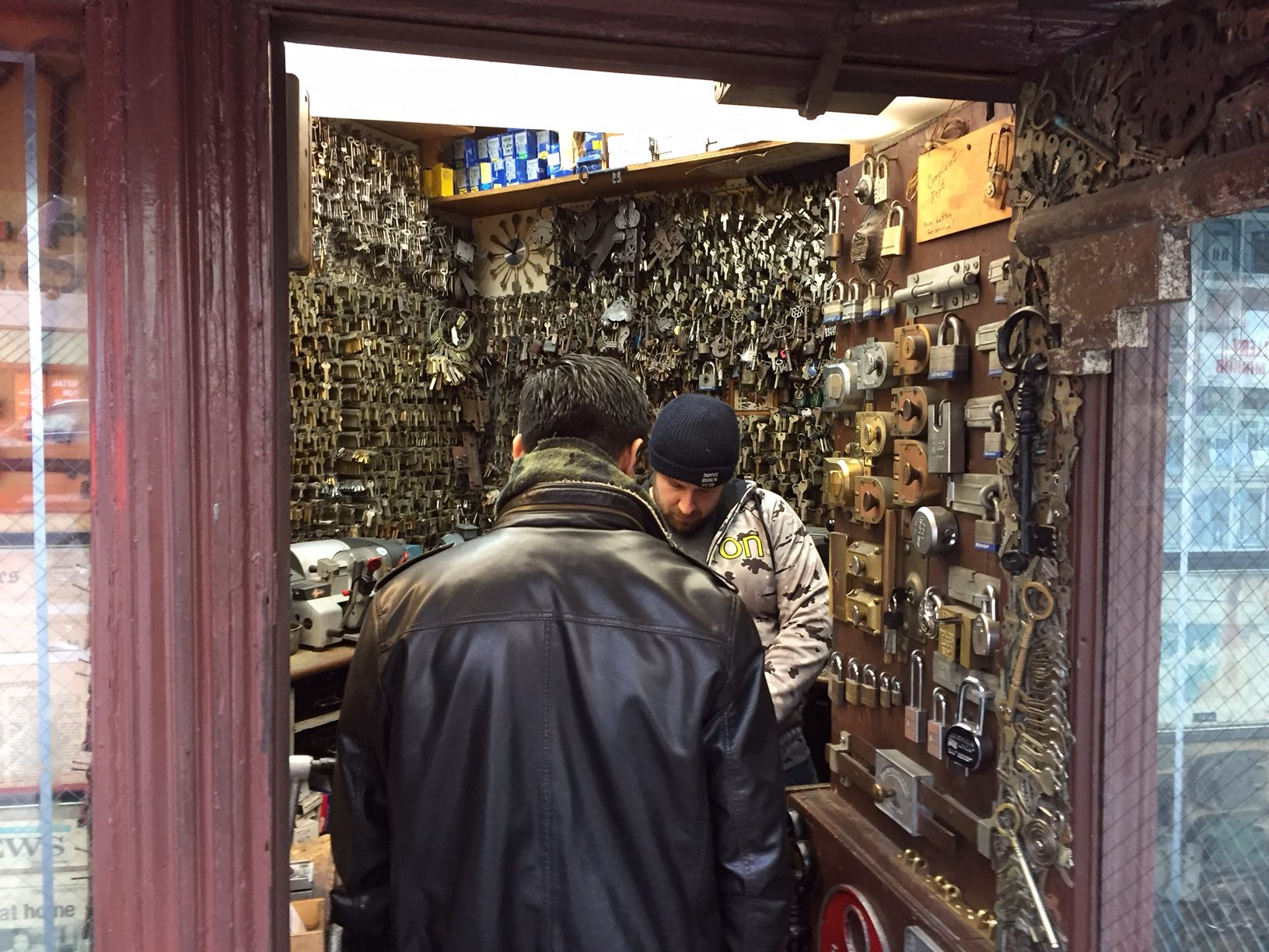 Greenwich Locksmiths Won't Leave the Village, Even for $2M | StreetEasy