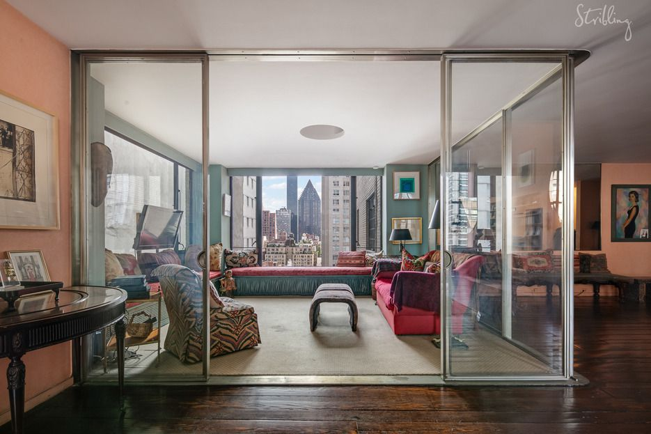 Photo of Jacob Javits apartment