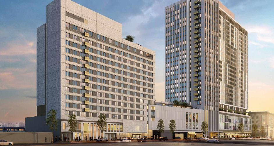 Crossing at Jamaica Station Breaks Ground on 669 Units