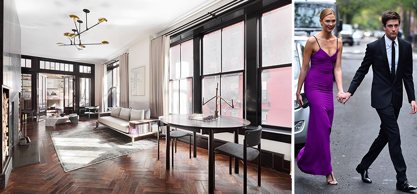Image Of Karlie Kloss And Josh Kushner 211 Elizabeth St Apartment