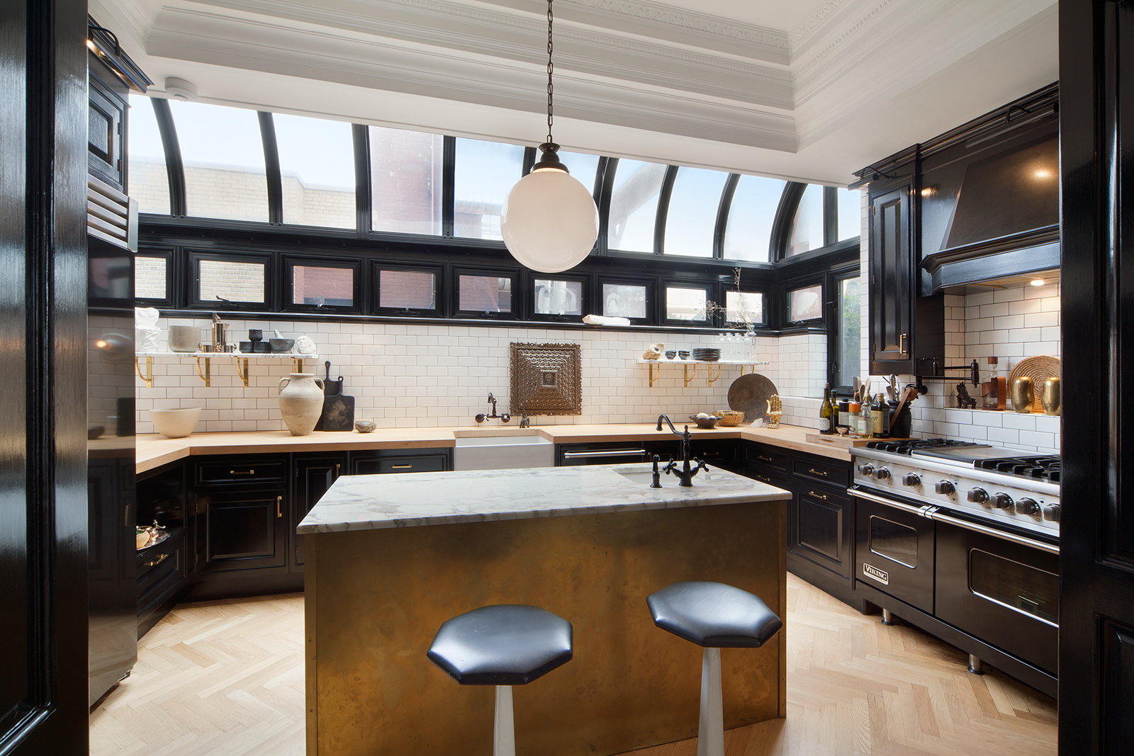 Kitchen Of Nate Berkus And Jeremiah Brents Apartment