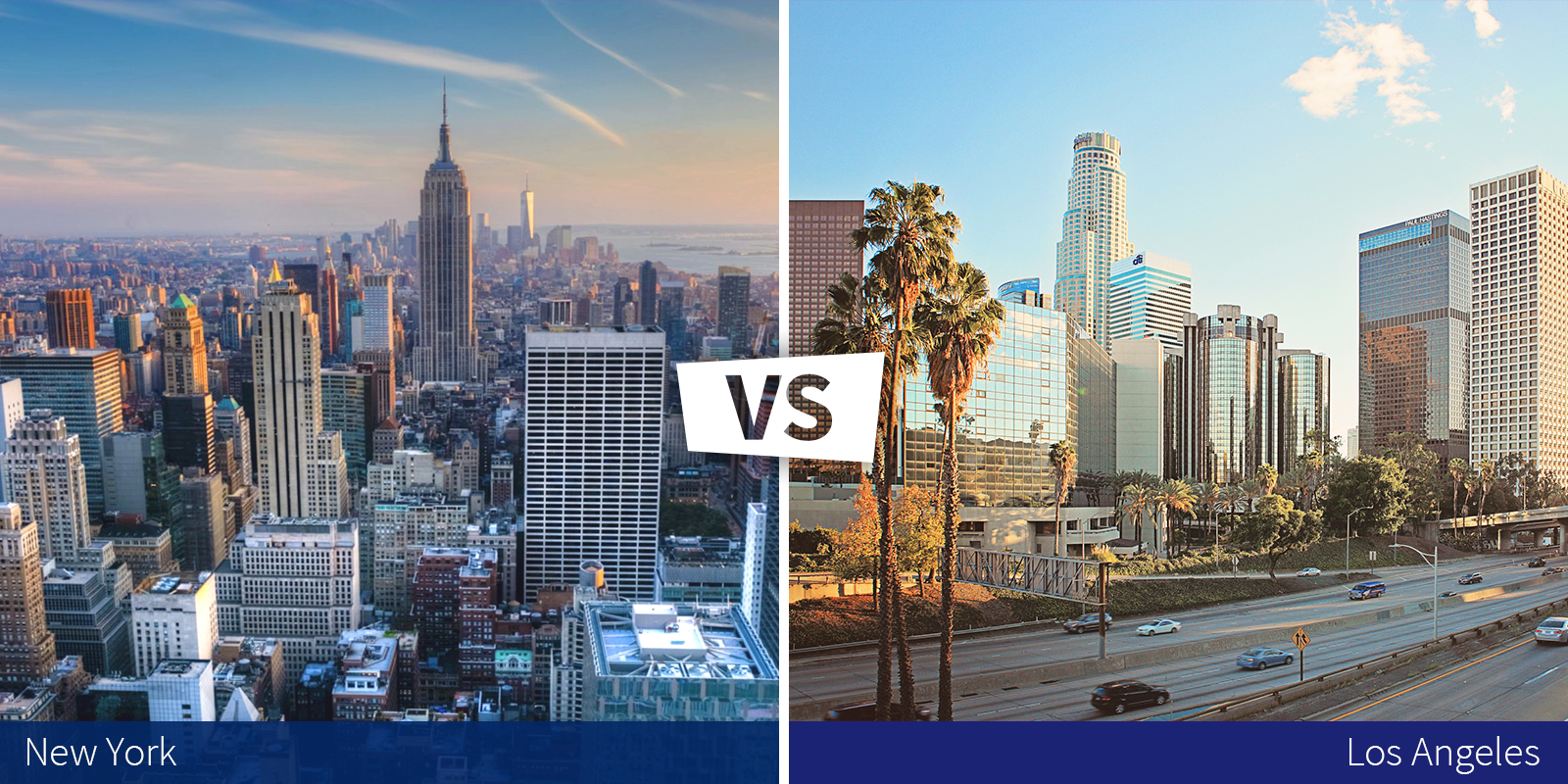 Image Of Cost Living Nyc Vs La