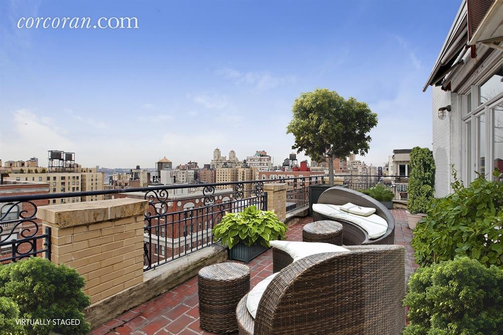 penny marshall's wraparound nyc terrace