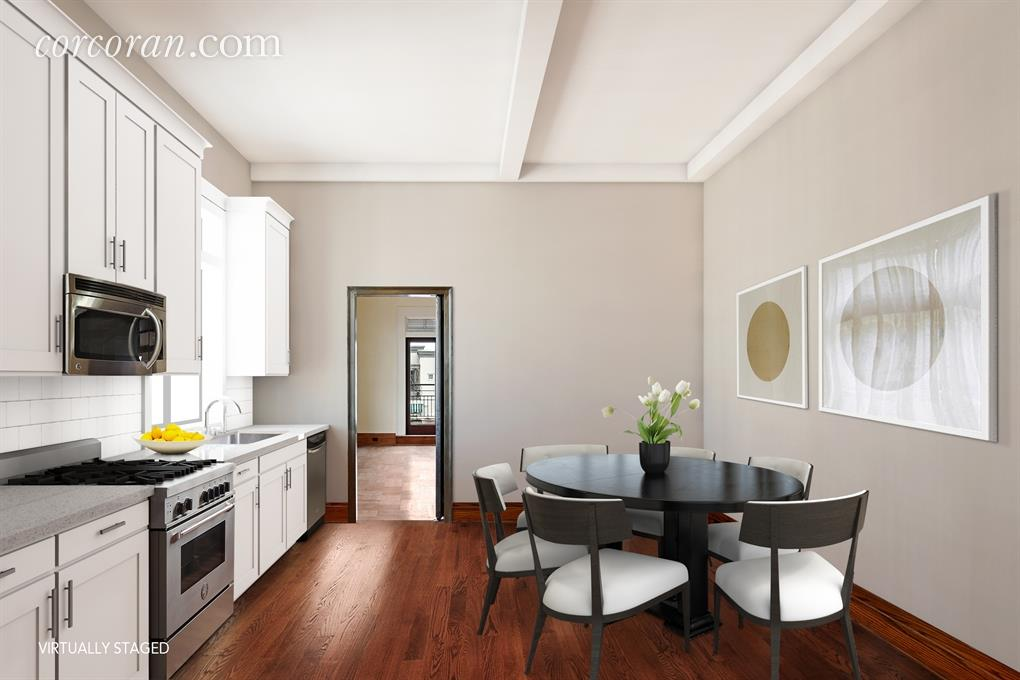 Penny marshall updated kitchen