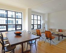 Photo of Kathryn Bigelow Tribeca apartment