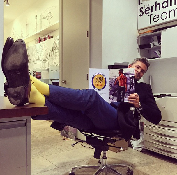 ryan serhant instagram