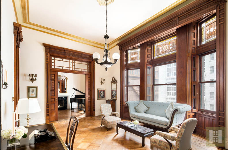 old new york apartments interior. Jessica Chastain s  5 2M Duplex at The Osborn Buys Apartment Osborne StreetEasy