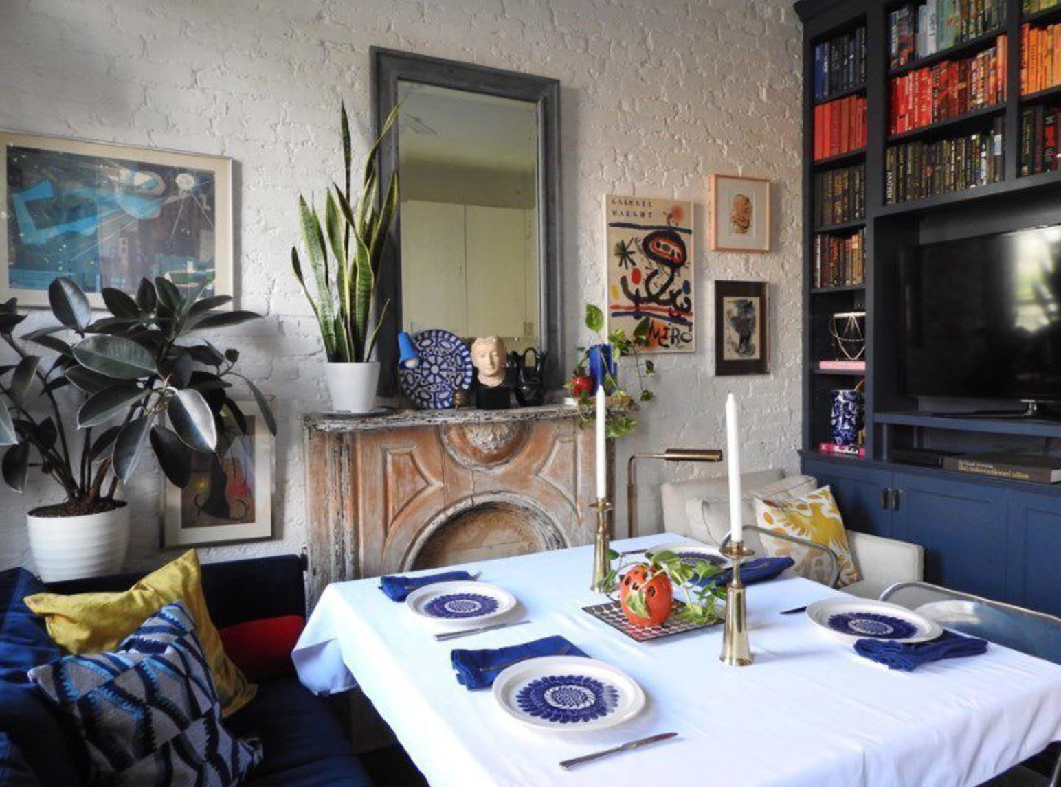 Open House: Small East Village Beauty Has Big Style for $499K ...