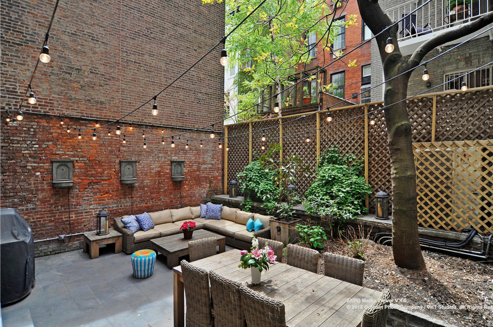 Apartment Envy: Best Gardens NYC