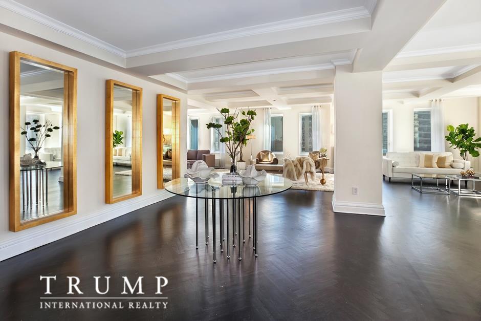 trump sells ph at trump park avenue for 14m streeteasy. Black Bedroom Furniture Sets. Home Design Ideas
