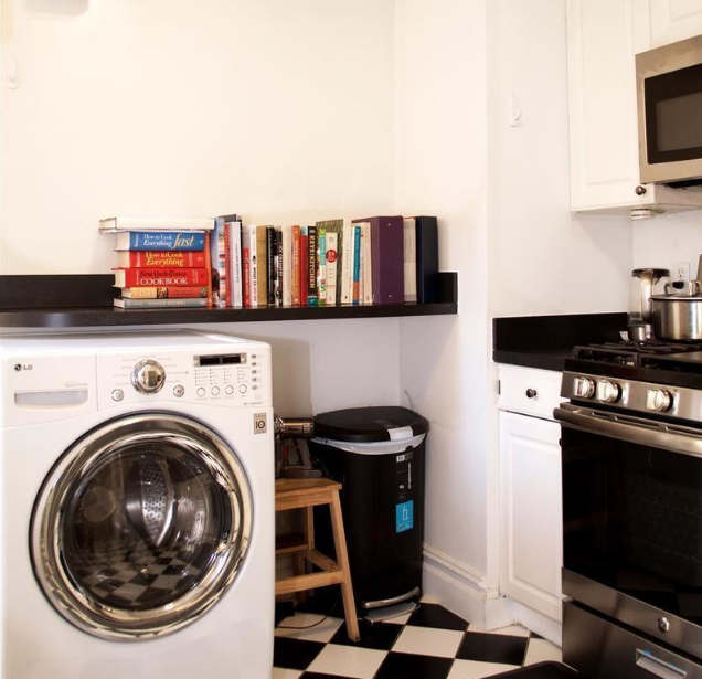 No Washer and Dryer Hookup? Can You Install One?  StreetEasy