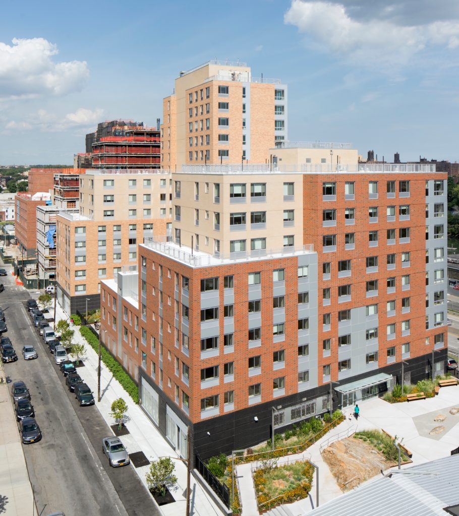 Image Of West Farms Apartments In The Bronx New York