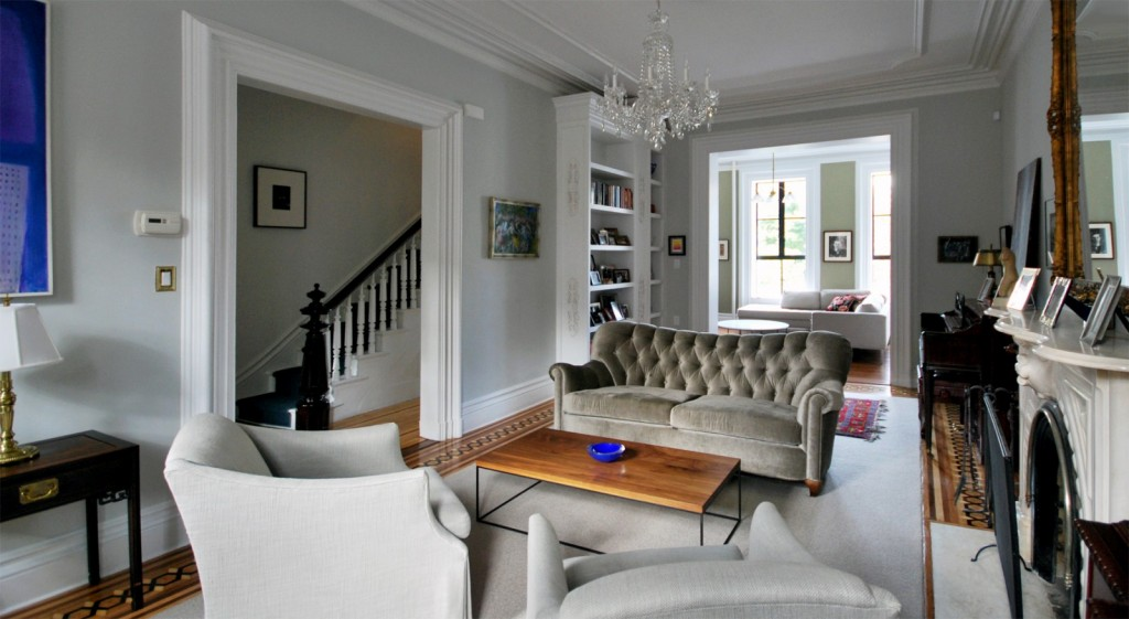Before After Cobble Hill Townhouse Streeteasy