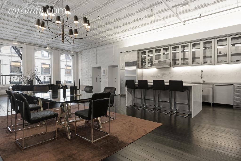 Alexander Wang Tribeca Dining Room Great Pictures