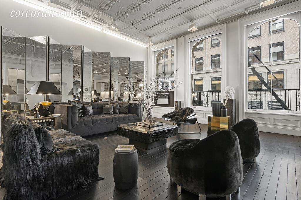 Bon Alexander Wang Tribeca Living Room