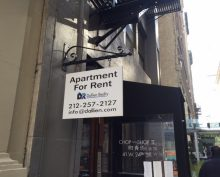 apt for rent