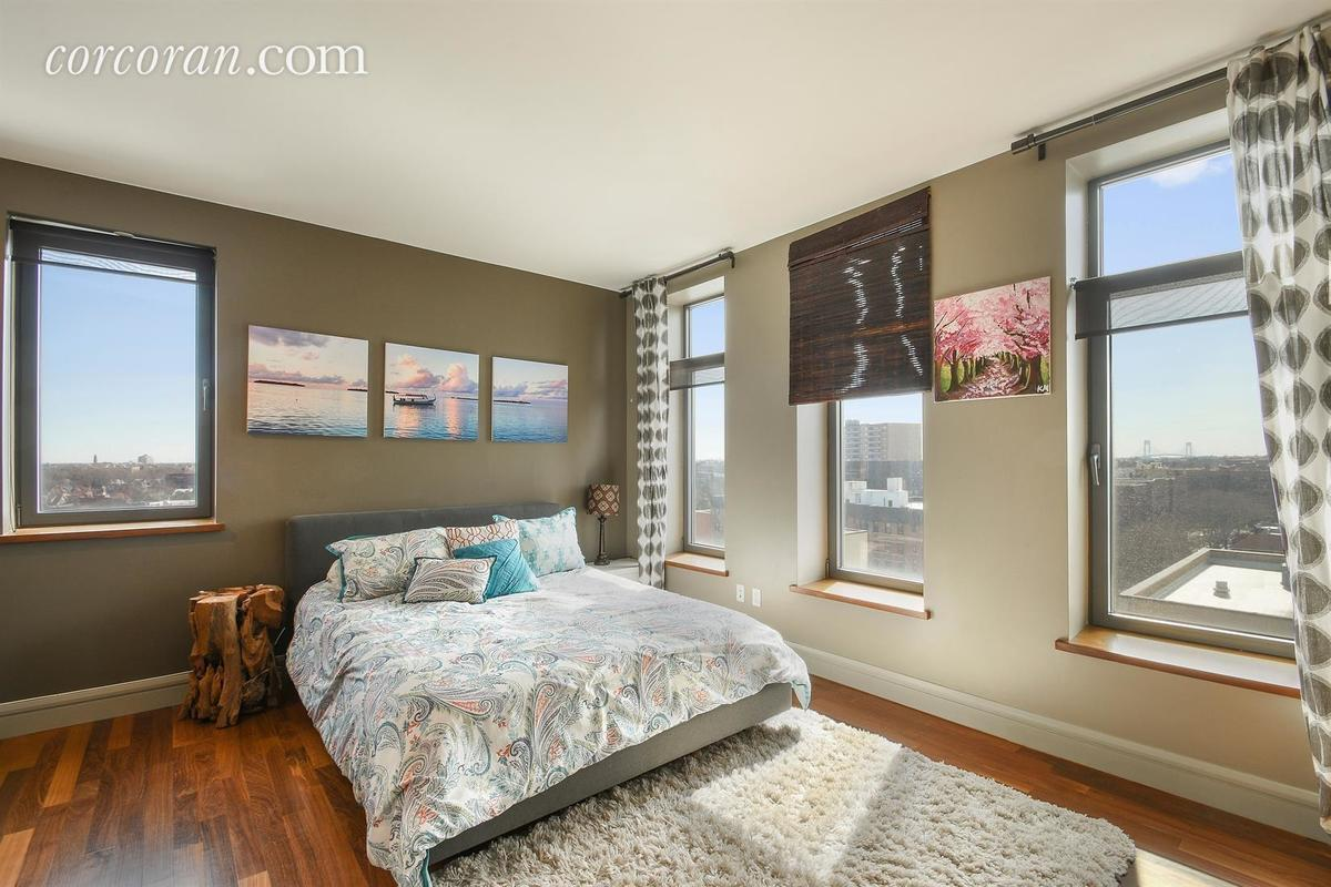 Nyc 39 s best bedrooms from 595k amazing master bedroom set ups Master bedroom with terrace