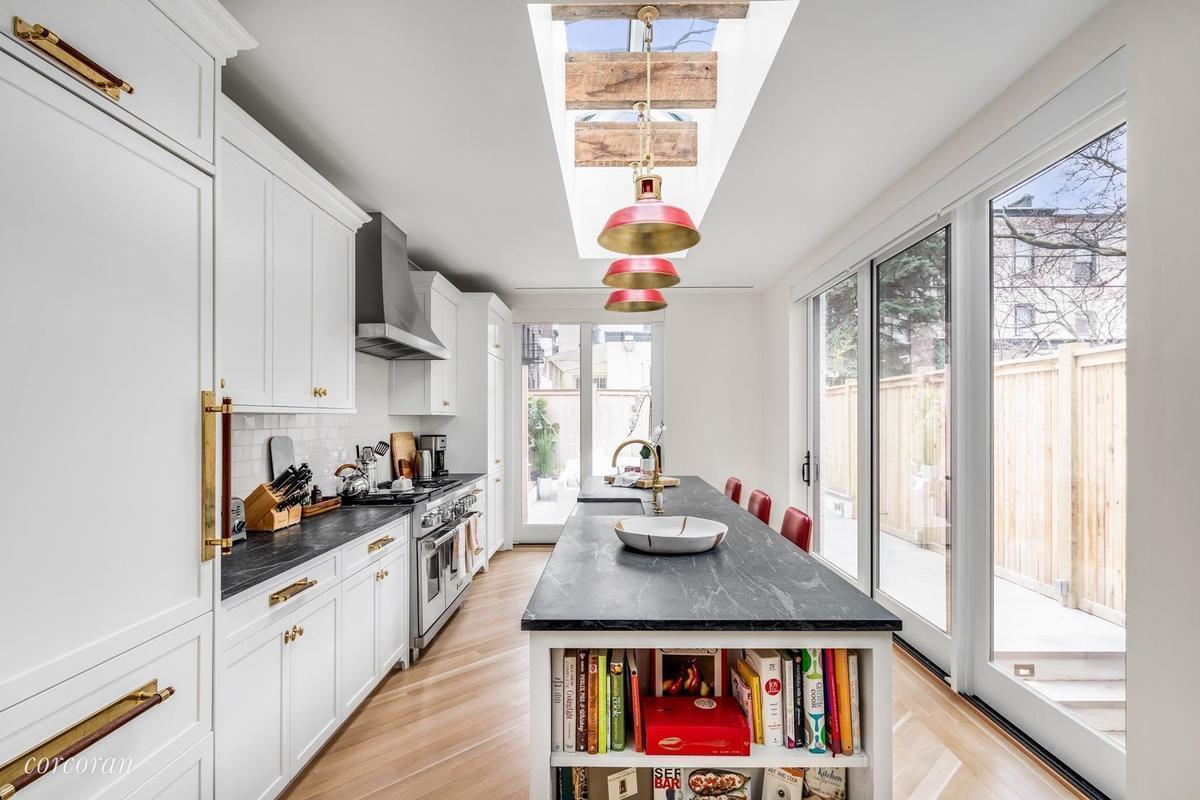 Emily Blunt and John Krasinski List Park Slope Home for $8M | StreetEasy