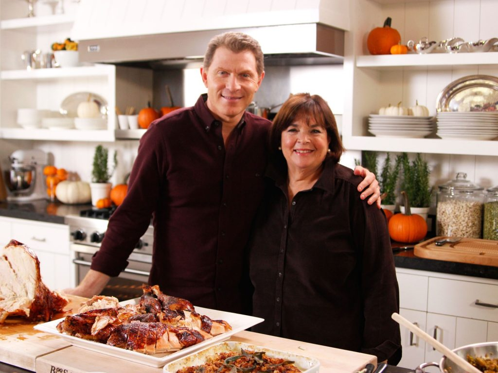Nyc has thanksgiving cred with lots of celebrity chefs streeteasy - Food network ina garten ...