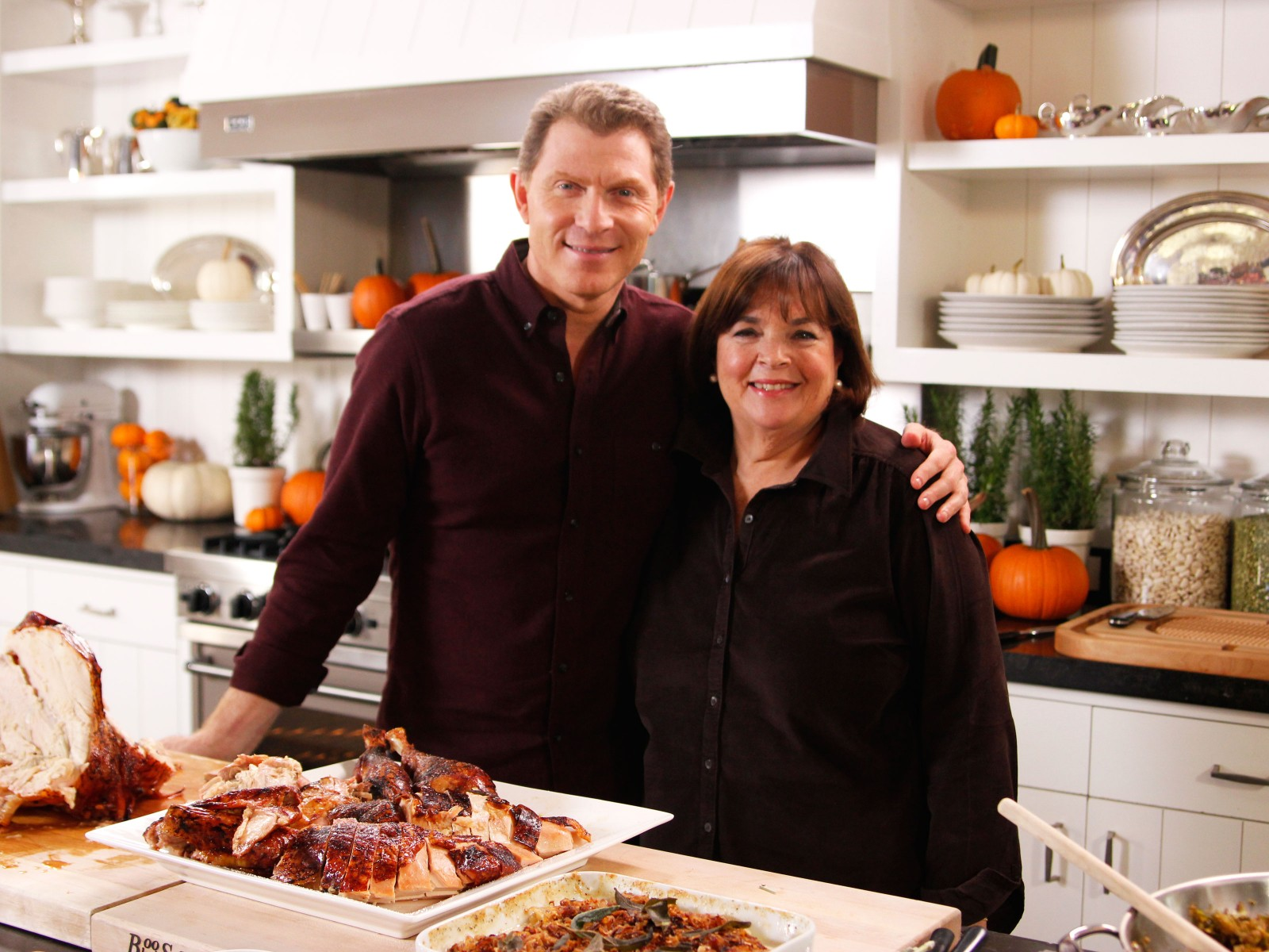 Nyc has thanksgiving cred with lots of celebrity chefs streeteasy - Ina garten tv show ...