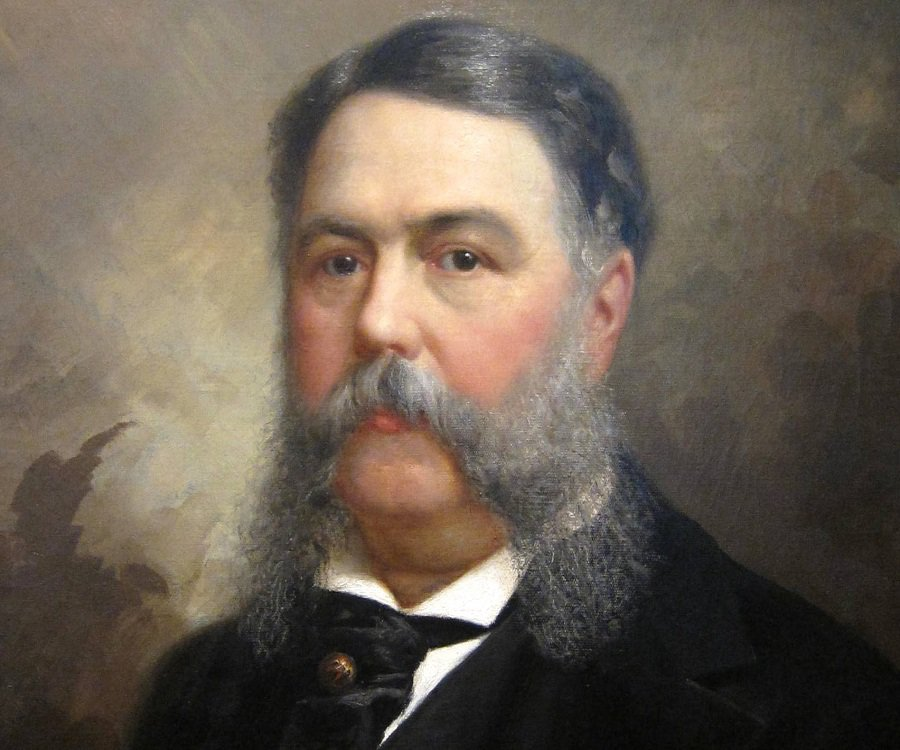 a biography of chester alan arthur Zachary karabell, author of [chester alan arthur: the 21st president, 1881-1885], examines chester alan arthur, who was propelled into the presidency by.