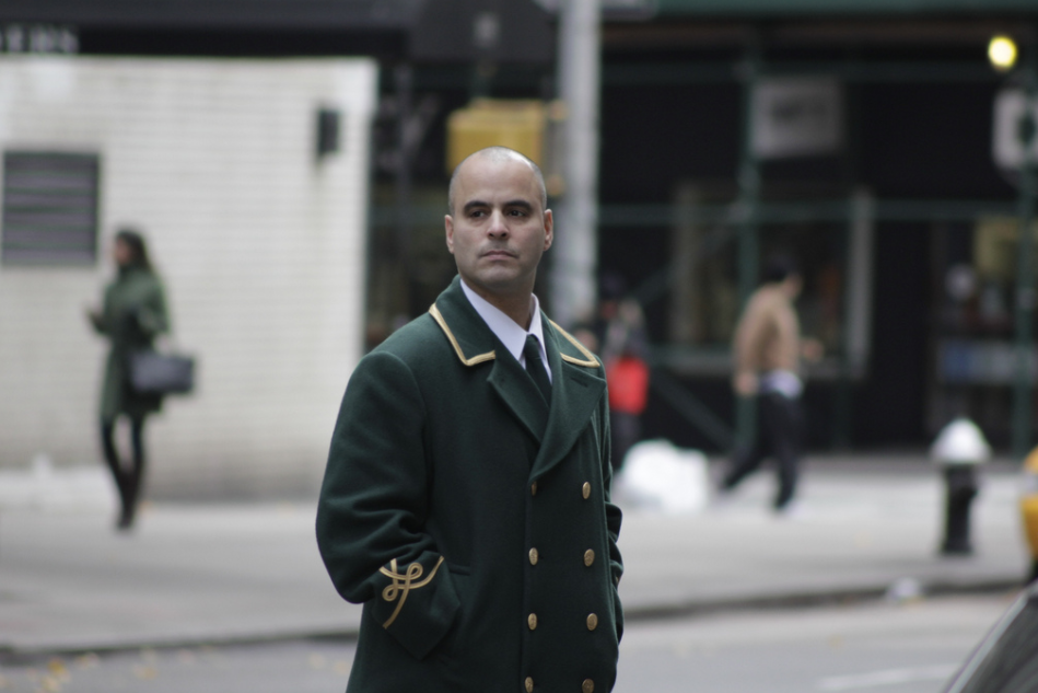 Photo of a doorman  sc 1 st  StreetEasy & Doorman Buildings NYC: Is Having a Doorman Right for You? | StreetEasy