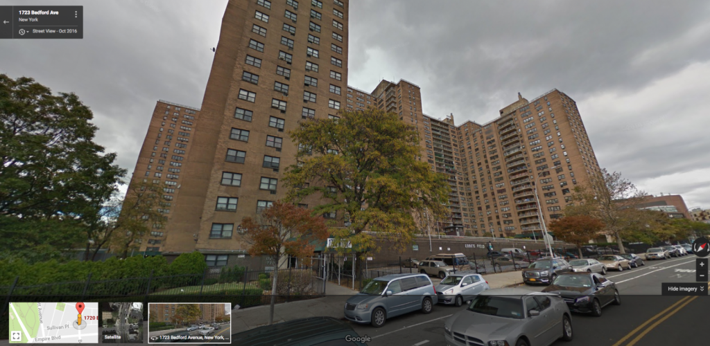 Additionally The News Story Details Pressure Being Brought On Tenants At Ebbets Field Apartment Complex In Brooklyn